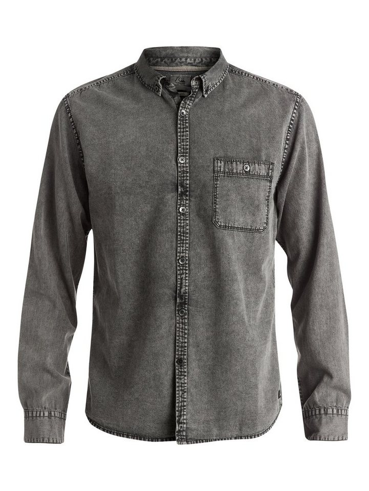 Quiksilver Hemd »The Clackton« in steeple gray