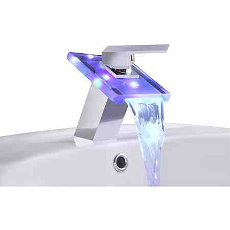 Waschtischarmatur »LED«