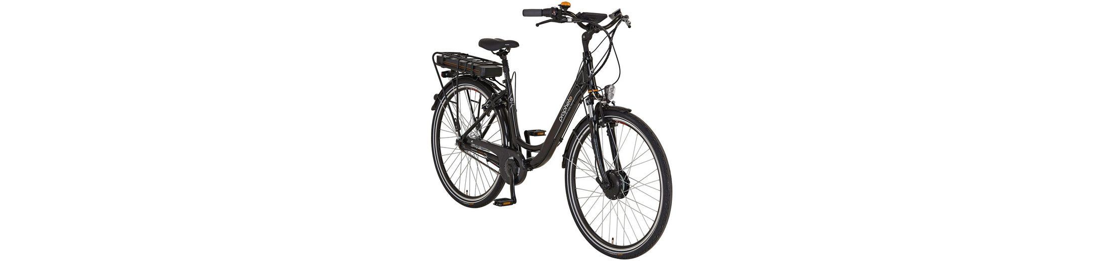 E-Bike City Damen »Navigator 6.01«, 28 Zoll, 7 Gang, Frontmotor, 468 Wh