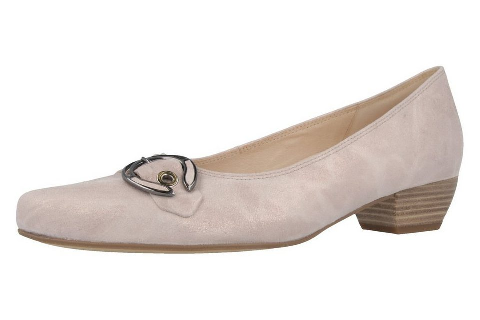 Gabor Pumps in Rosa