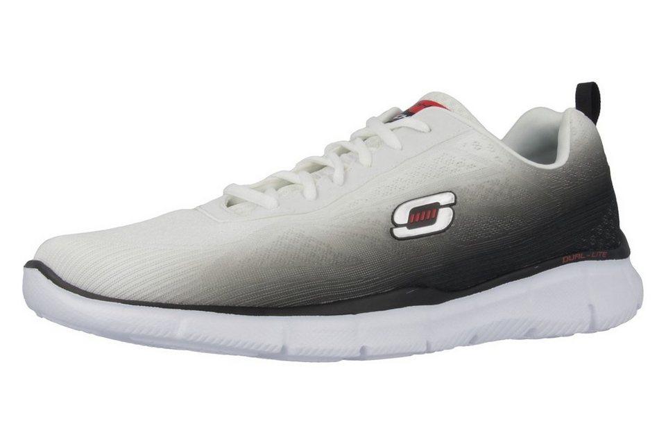 Skechers Sneaker in Weiß  Wbk