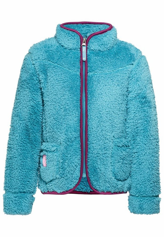 Regatta Outdoorjacke »Funfair Girls« in blau