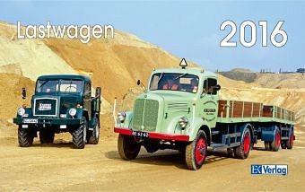 Kalender »Lastwagen 2016«