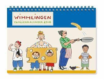 Kalender »Wimmlingen, Familienkalender 2016«