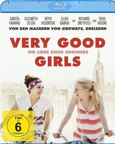 Blu-ray »Very Good Girls - Die Liebe eines Sommers«