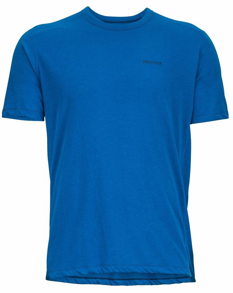 Marmot T-Shirt »Vance SS Men« in blau