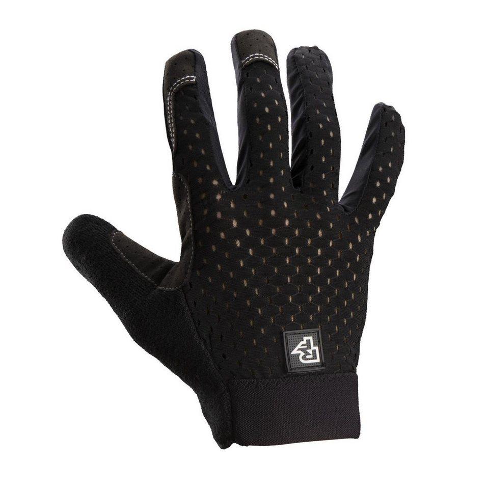 Race Face Fahrrad Handschuhe »Stage Gloves« in schwarz