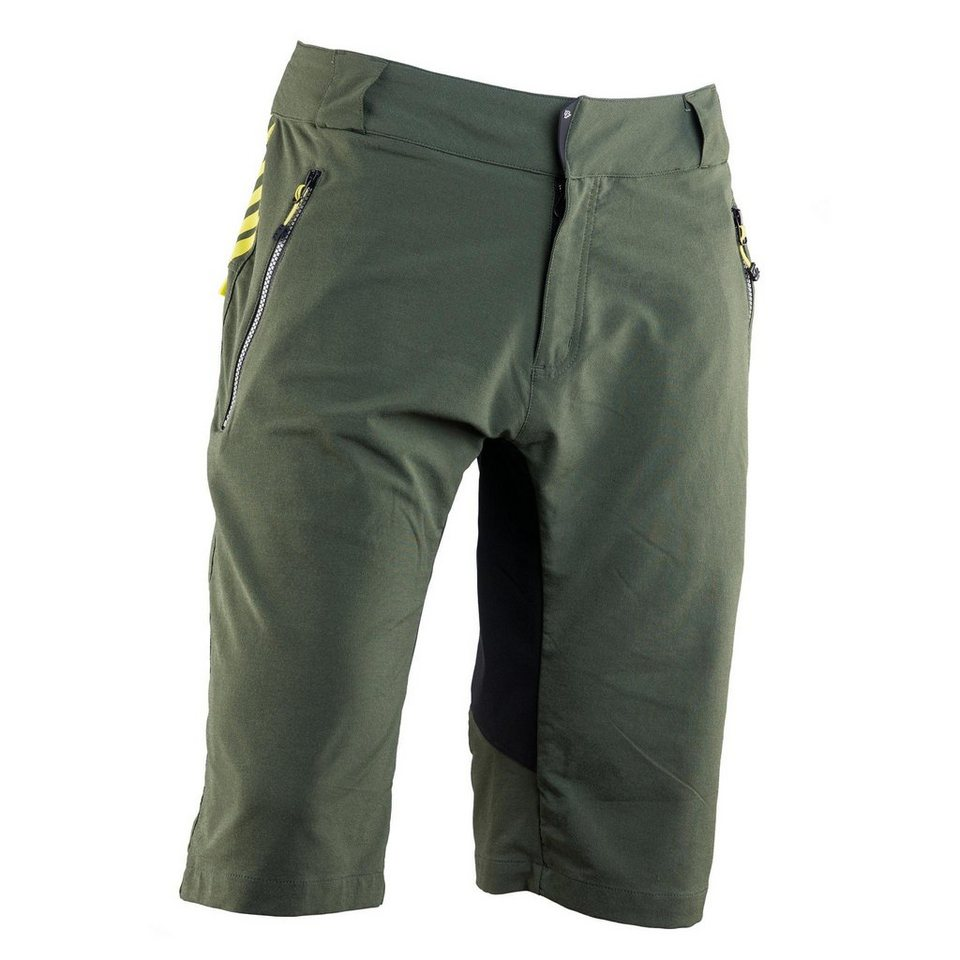 Race Face Radhose »Stage Shorts Men« in oliv