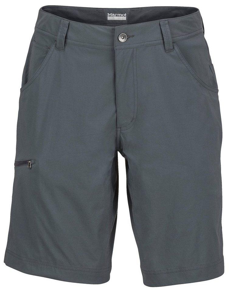 Marmot Hose »Arch Rock Short Men« in grau