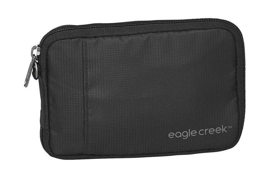 Eagle Creek Wertsachenaufbewahrung »RFID Travel Zip Wallet« in schwarz