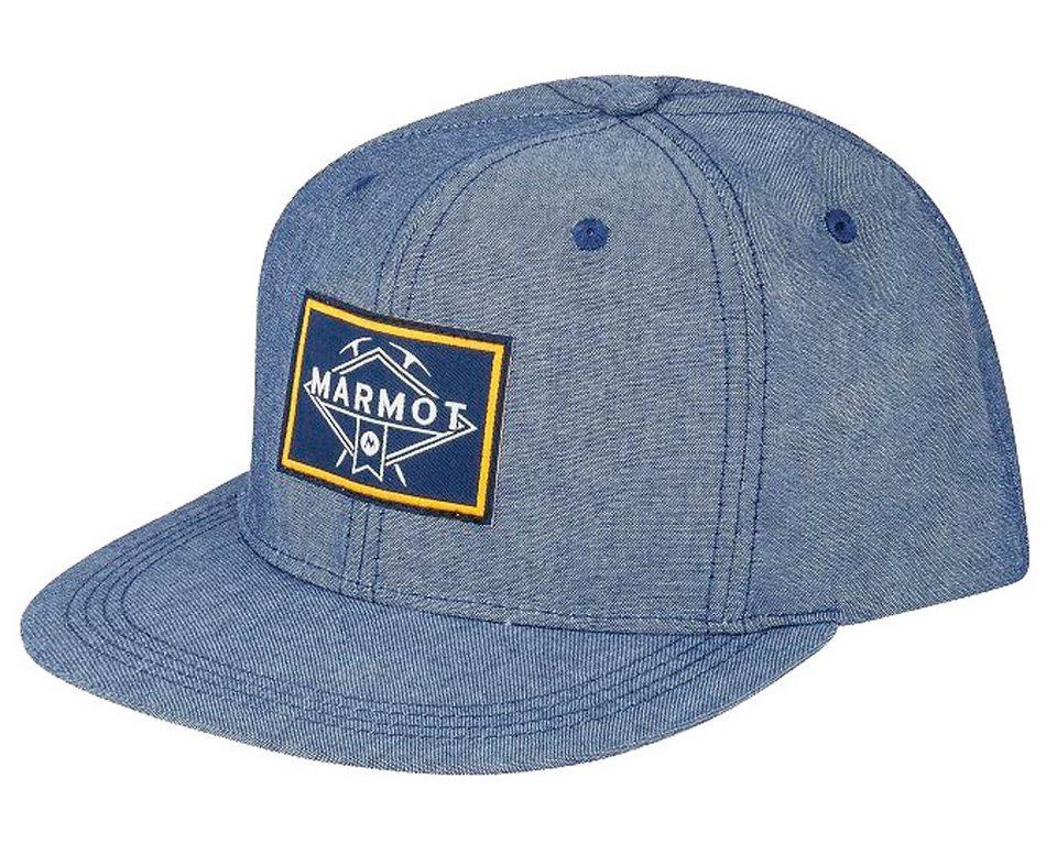Marmot Hut »Origins Cap« in blau