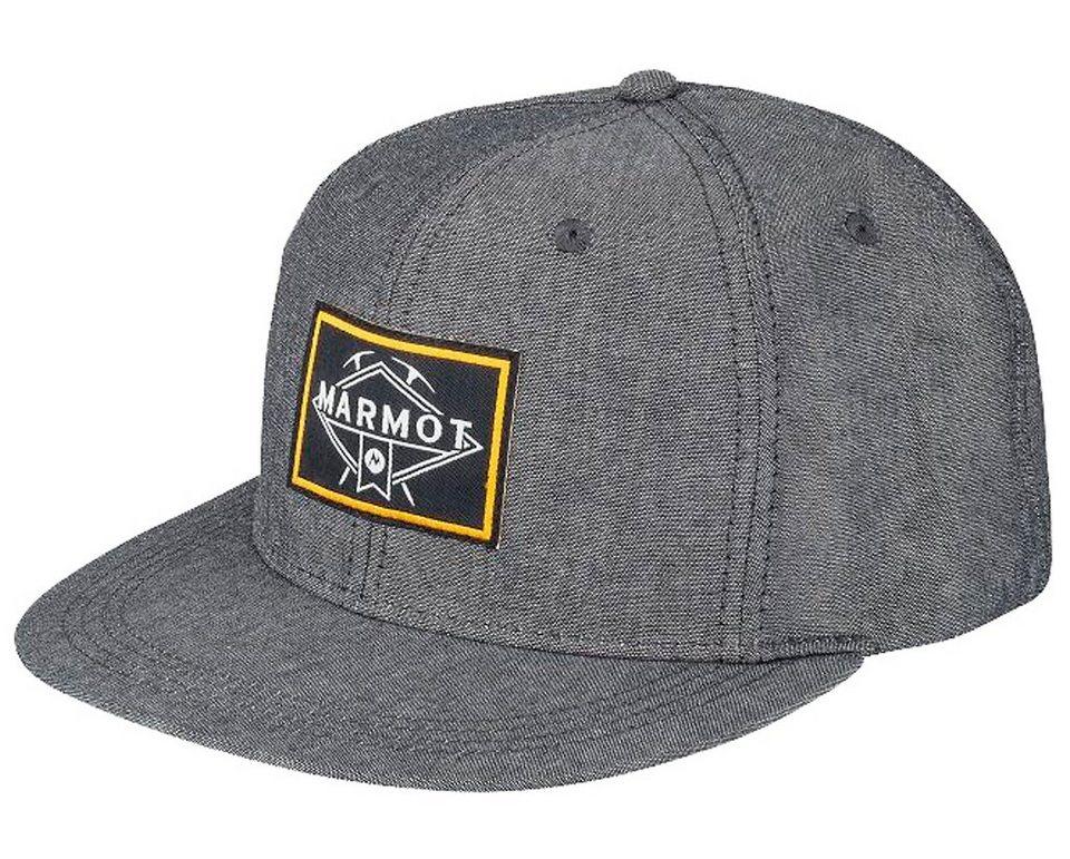 Marmot Hut »Origins Cap« in grau