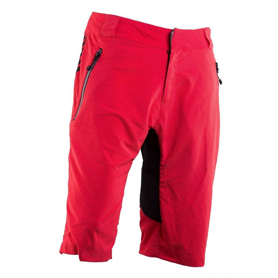 Race Face Radhose »Stage Shorts Men« in rot