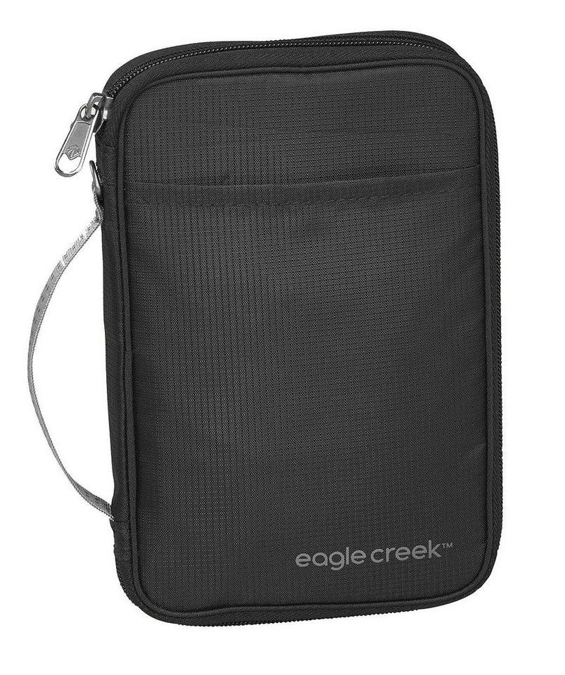 Eagle Creek Wertsachenaufbewahrung »RFID Travel Zip Organizer« in schwarz