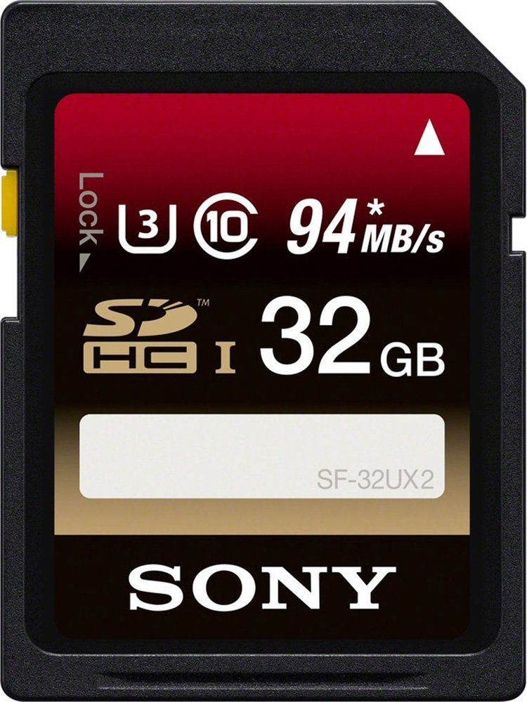 Sony SDHC-Card 32GB, Expert, Class 10, UHS-I