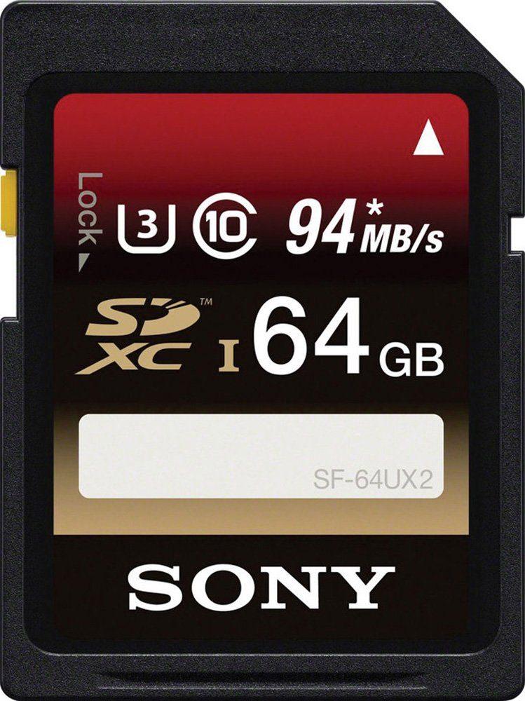 Sony SDXC-Card 64GB, Expert, Class 10, UHS-I