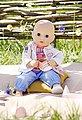 Baby Annabell Puppenkleidung »Little Spieloutfit«, Bild 2