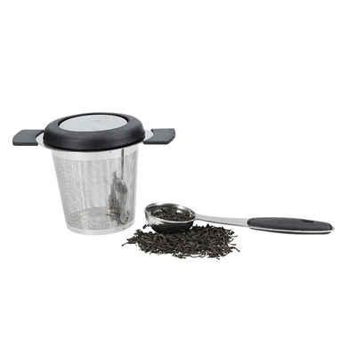 Neuetischkultur Teekanne »Teebereiter Geschenkset, 4-teilig La Cafetiere«, Teebereiter