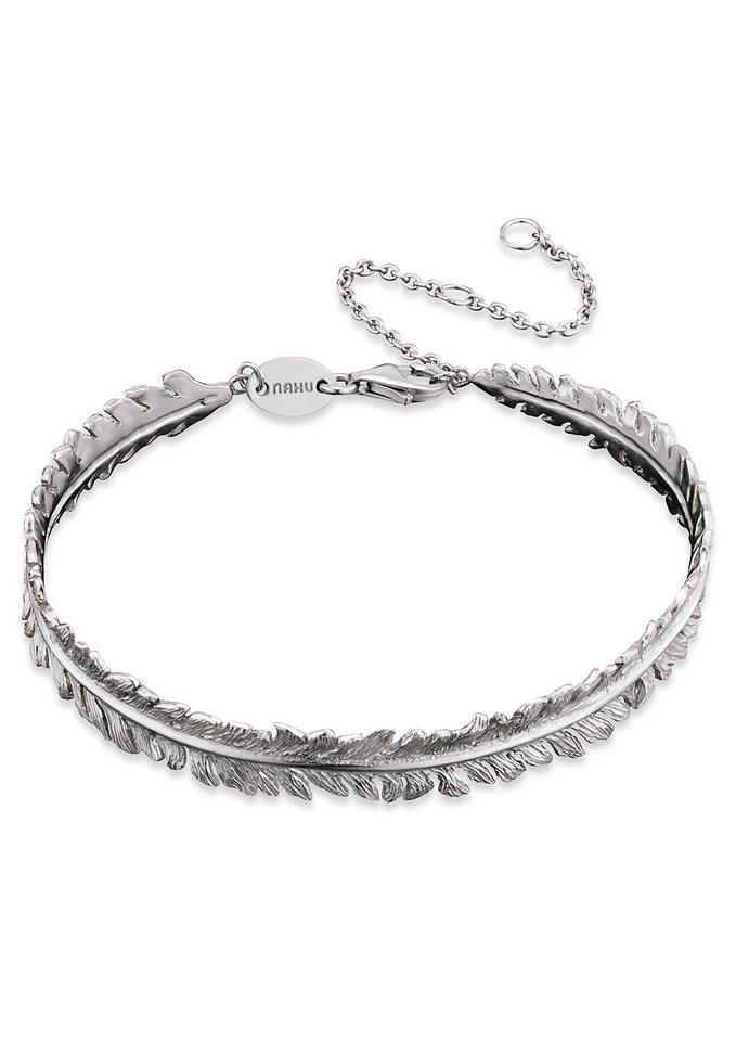 NAHU Armband, »Laurus, NAB-LAURUS« in Silber 925