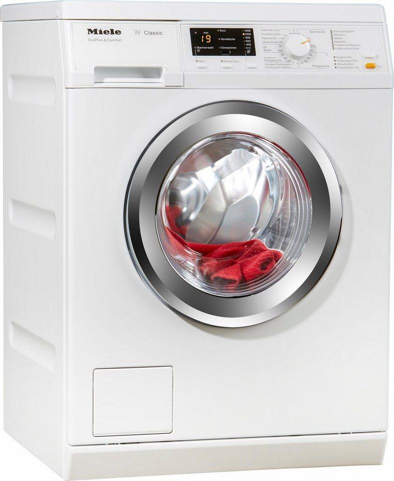 miele waschmaschine wda 211 wpm a 7 kg 1400 u min online kaufen otto. Black Bedroom Furniture Sets. Home Design Ideas