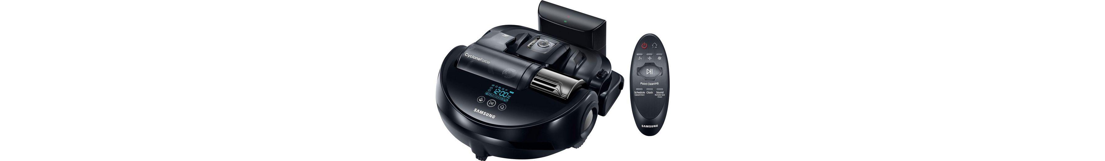 Samsung Saugroboter VR20J9259UC/EG, beutellos