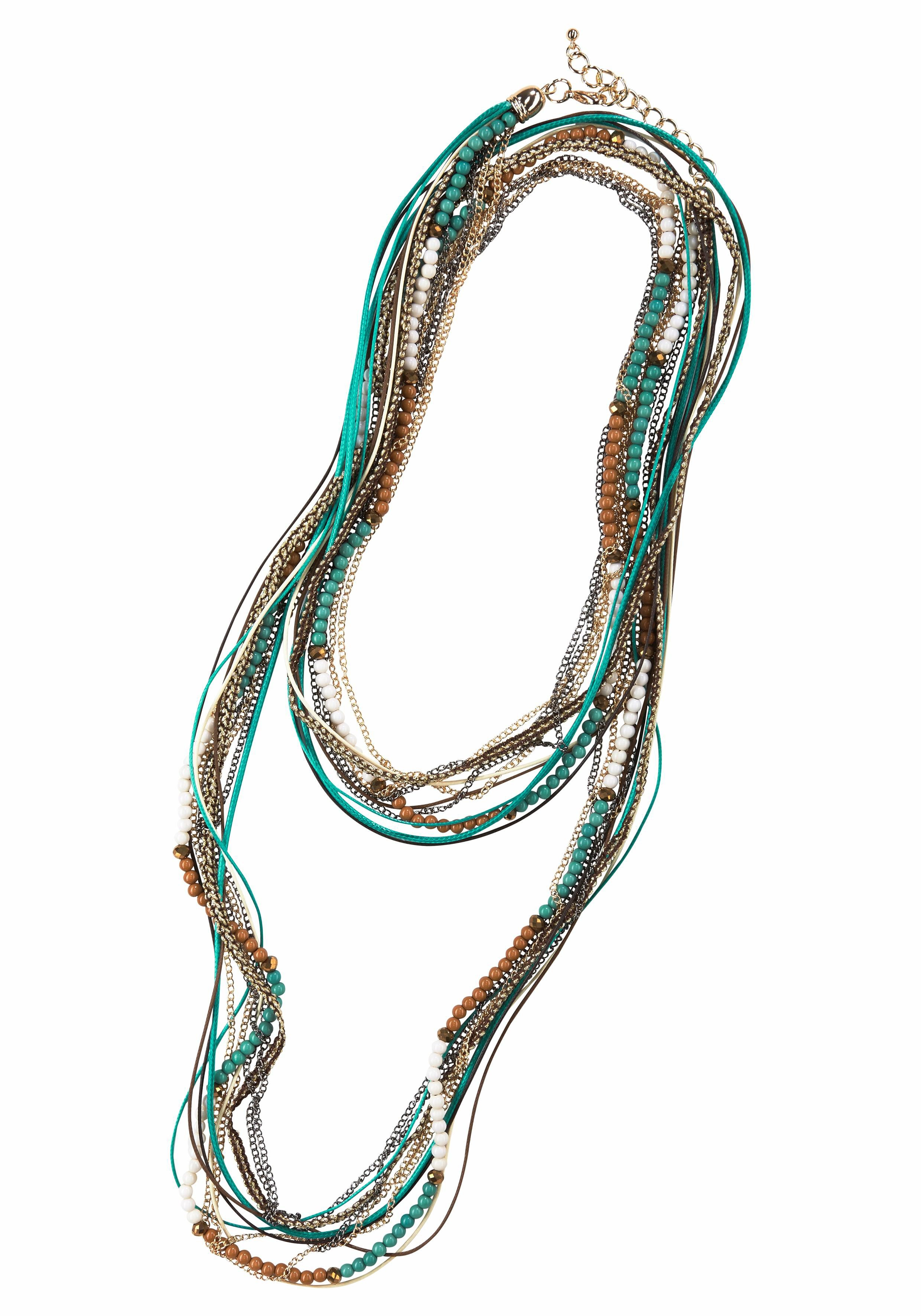 J. Jayz Kette »in Bicolor-Optik«