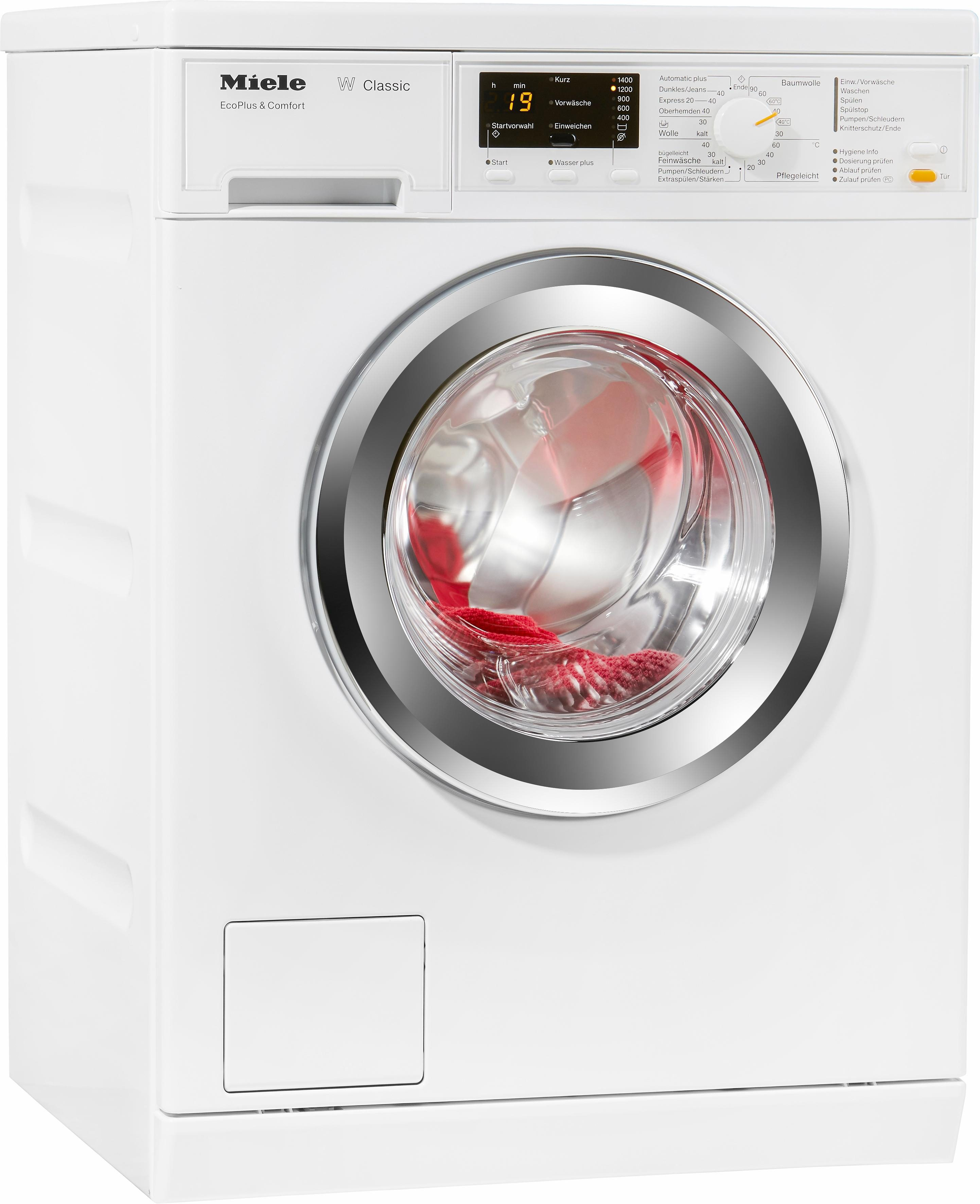 MIELE Waschmaschine WDA 201 WPM, A+++, 7 kg, 1400 U/Min