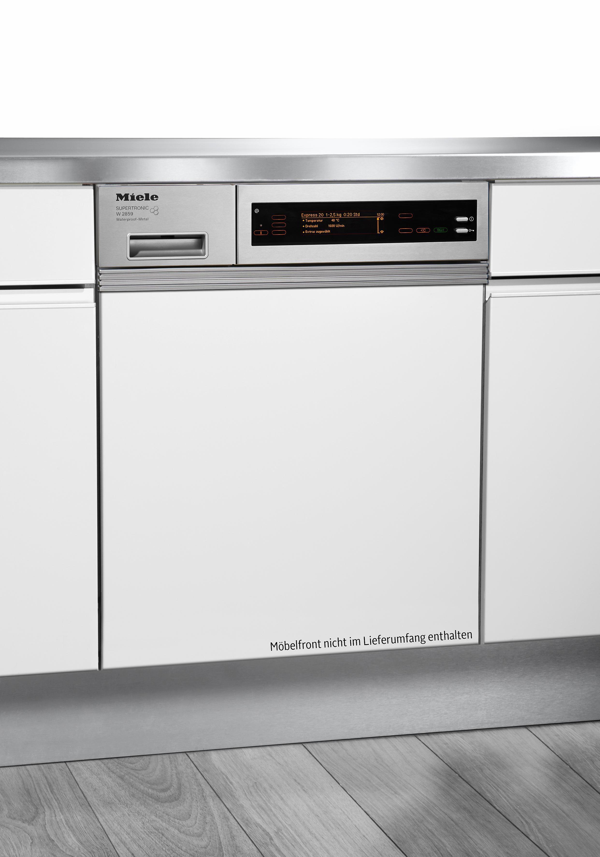 Miele Waschmaschine W2859IRWPM D ED, 5,5 kg, 1600 U/Min