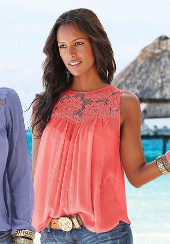 BUFFALO Пляжная блузка
