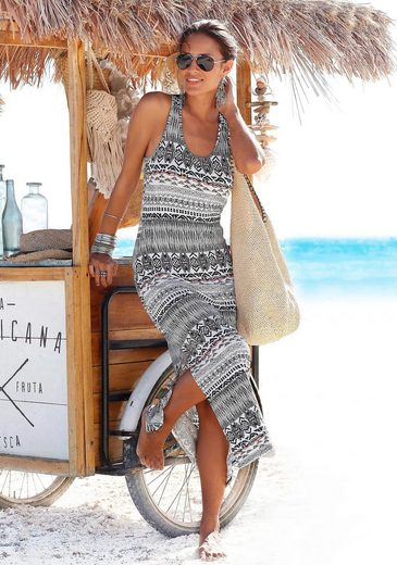 s.Oliver RED LABEL Beachwear Maxikleid