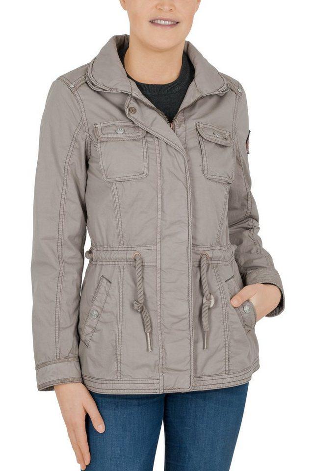 Redpoint modische Jacke »Bess« in heritage grey