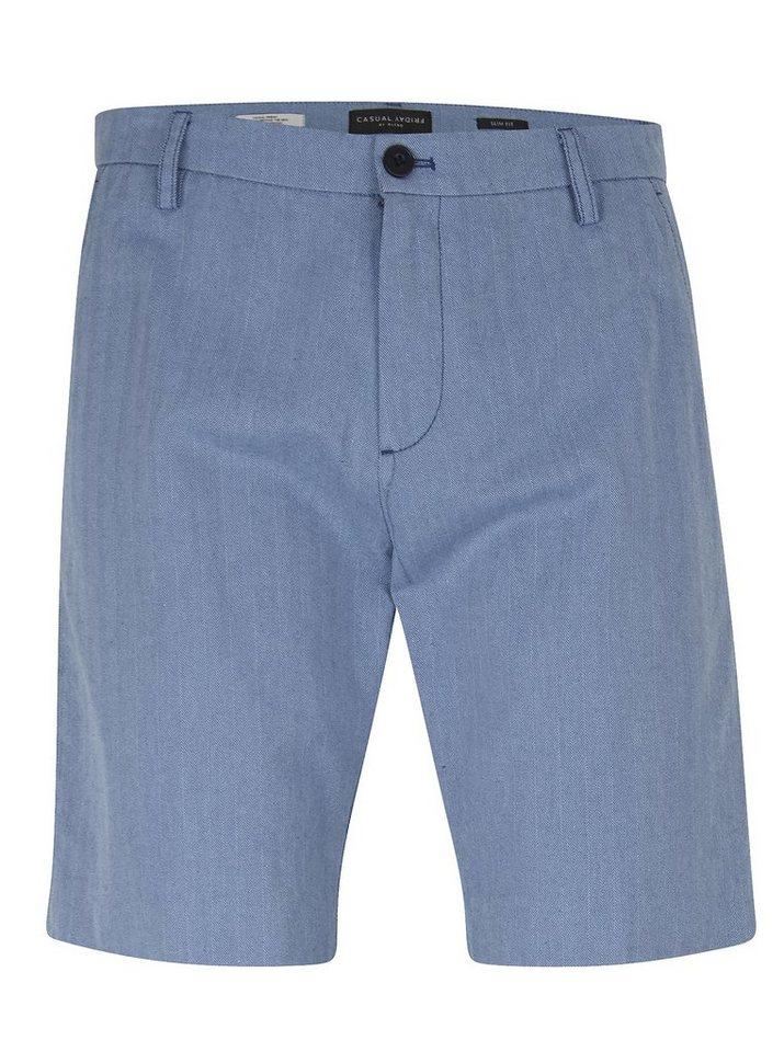 Casual Friday Shorts in Blau
