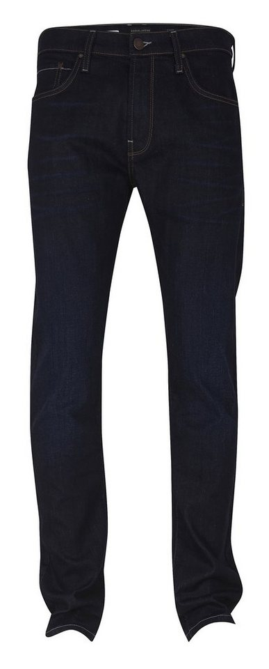 Casual Friday Slim fit jeans in Marine