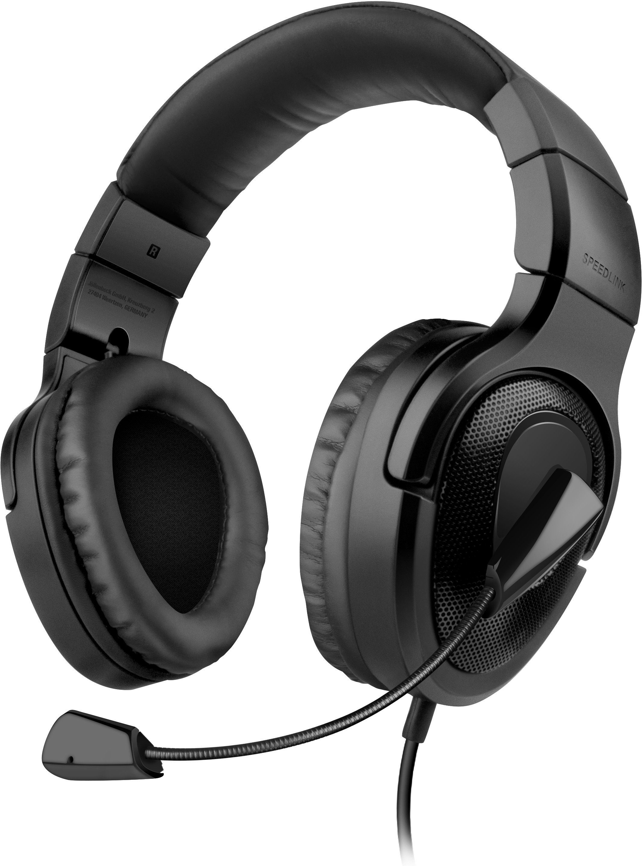 SPEEDLINK Gaming Headset »MEDUSA XE 5.1 True Surround Headset - USB schwarz«