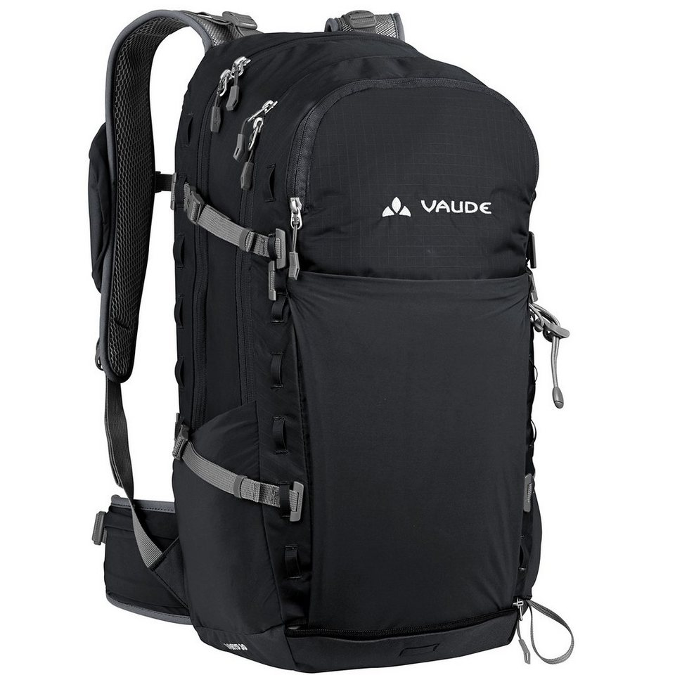 Vaude Trek & Trail Varyd 30 Rucksack 53 cm Laptopfach in black