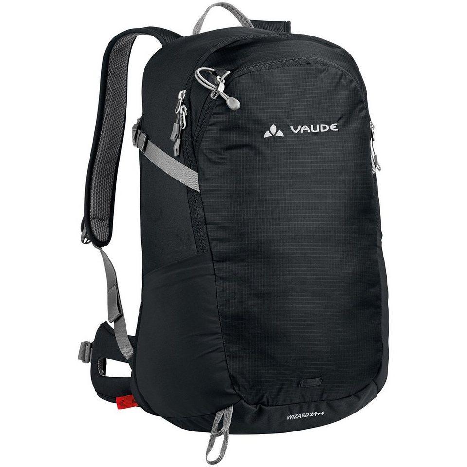 Vaude Trek & Trail Wizard 18+4 Rucksack 46 cm in black