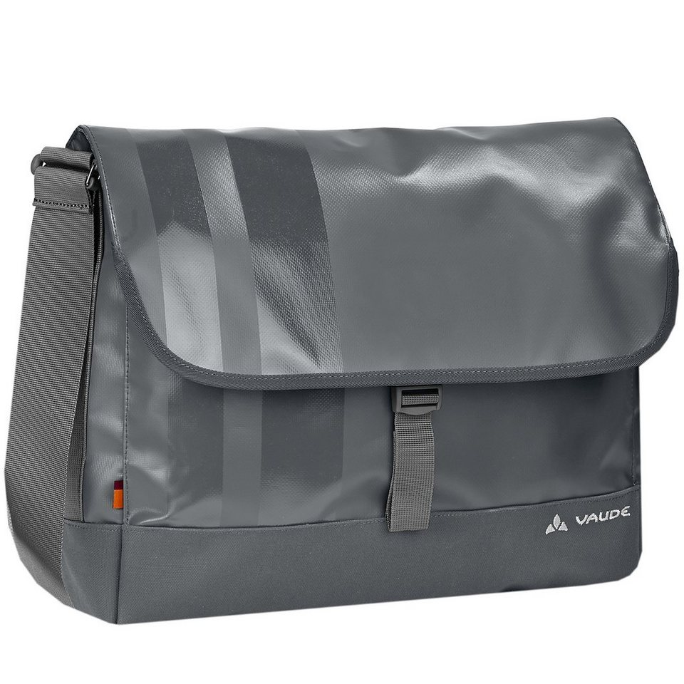 Vaude Adays Wista M Umhängetasche 39 cm Laptopfach in anthracite