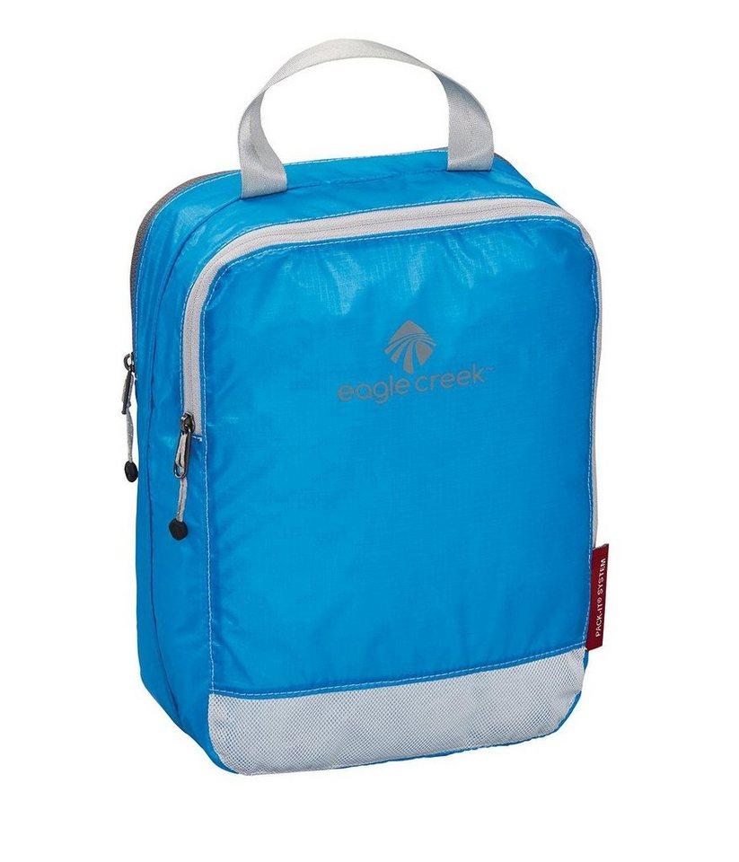 Eagle Creek Pack-It Sport- und Freizeittasche »SpecterClean Dirty Half Cube« in blau