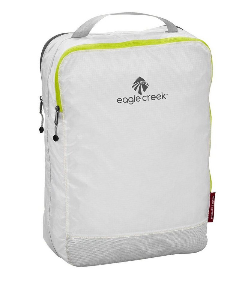 Eagle Creek Pack-It Sport- und Freizeittasche »Specter Clean Dirty Cube« in weiß