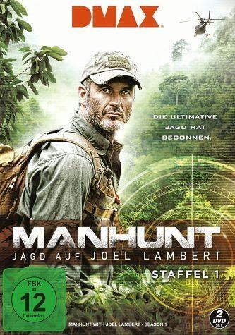 DVD »Manhunt - Jagd auf Joel Lambert, Staffel 1 (2...«