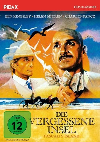 DVD »Die vergessene Insel«