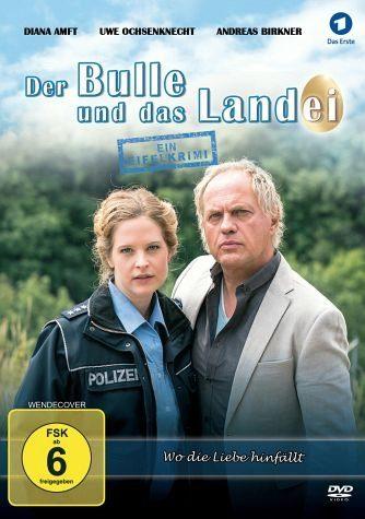 DVD »Der Bulle und das Landei: Wo die Liebe hinfällt«