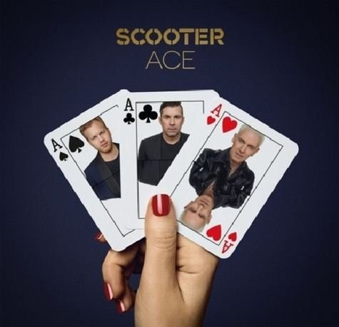 Audio CD »Scooter: Ace«