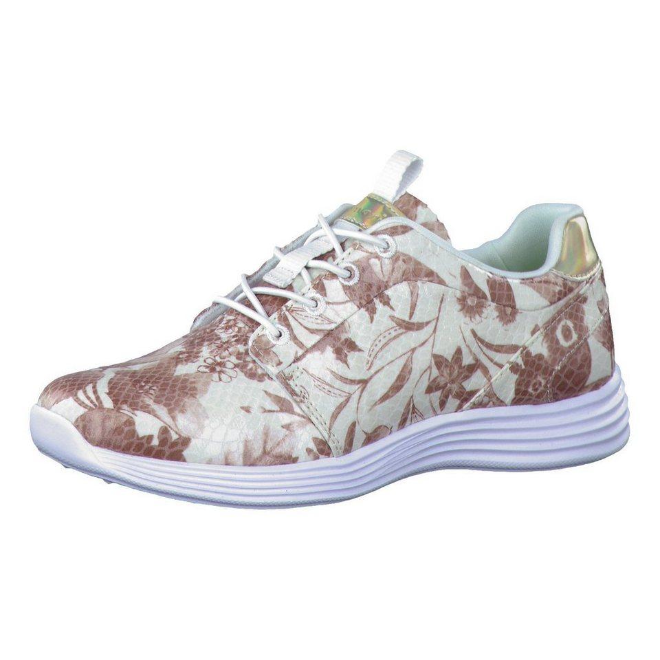 Tamaris Resin Sneakers in geblumt