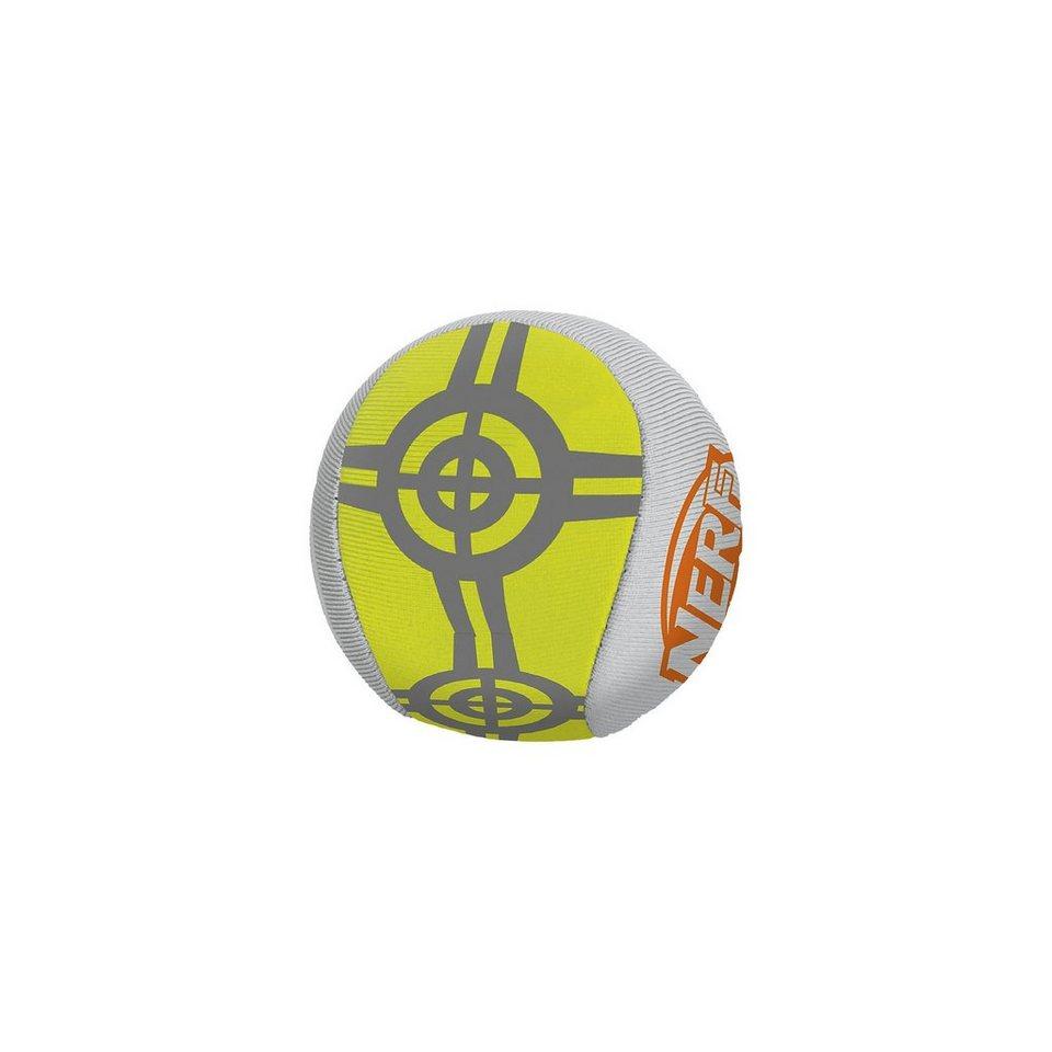 Happy People NERF Neopren Wasserspaßball, Ø 5cm in gelb