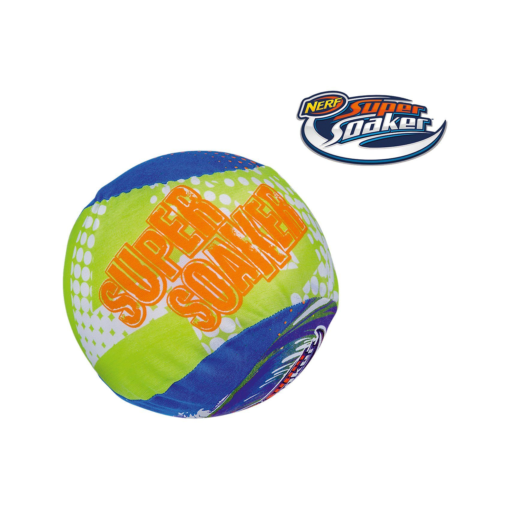 "Happy People NERF Super Soaker Schwamm ""Splashball"", Ø ca. 15 cm"