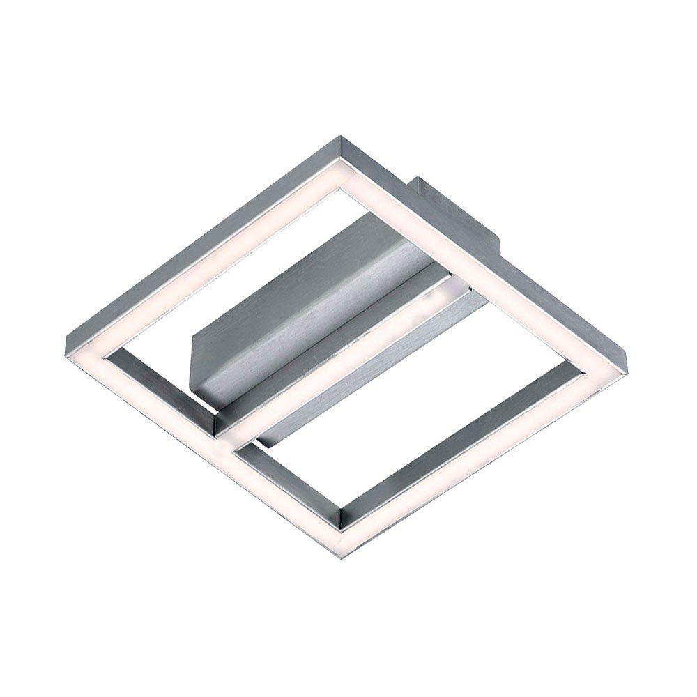 Licht-Trend Deckenleuchte »Quadra / LED Wand- / Deckenleuchte mit modernen«