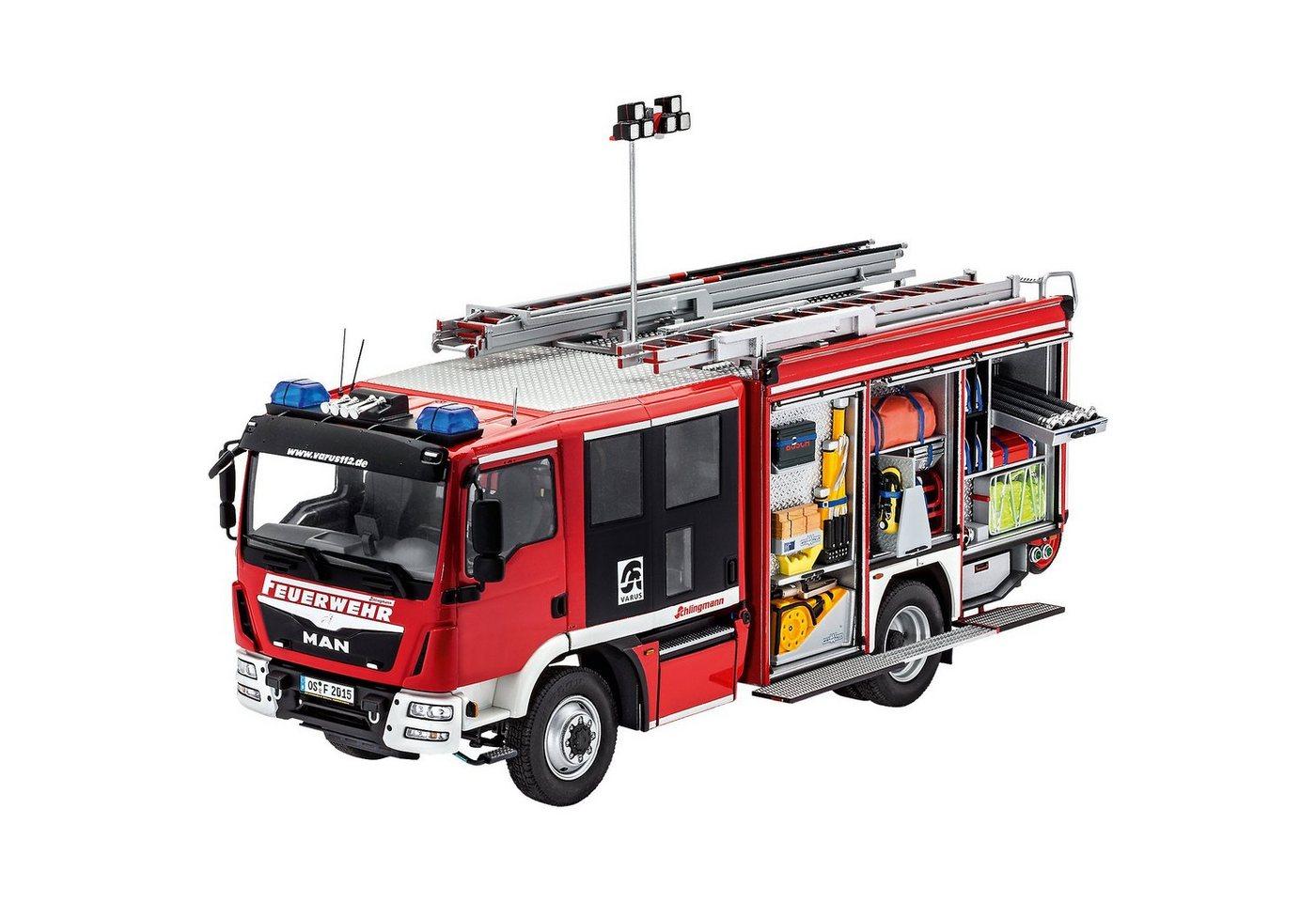 Revell® Modellbausatz Schlingmann HLF 20(MAN TGM Euro6 im Maßstab 1: