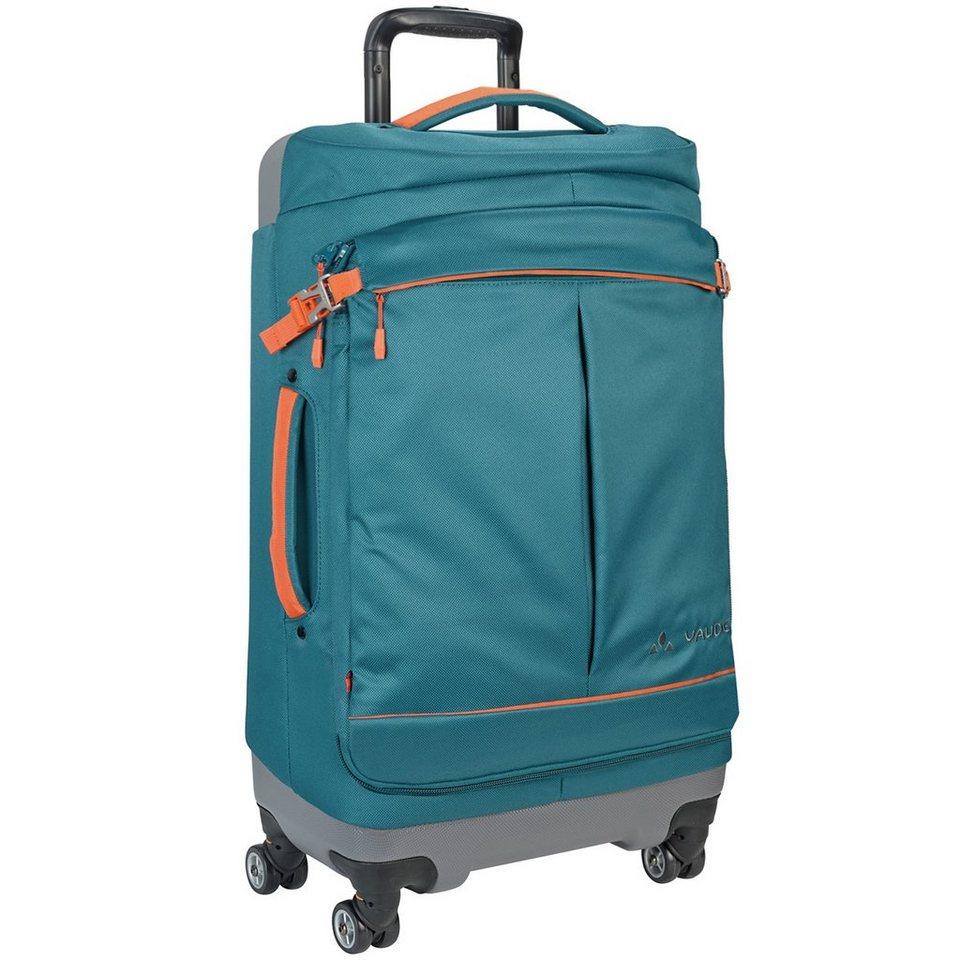 Vaude Trek & Trail Melbourne 90 4-Rollen Trolley 82 cm in blue sapphire