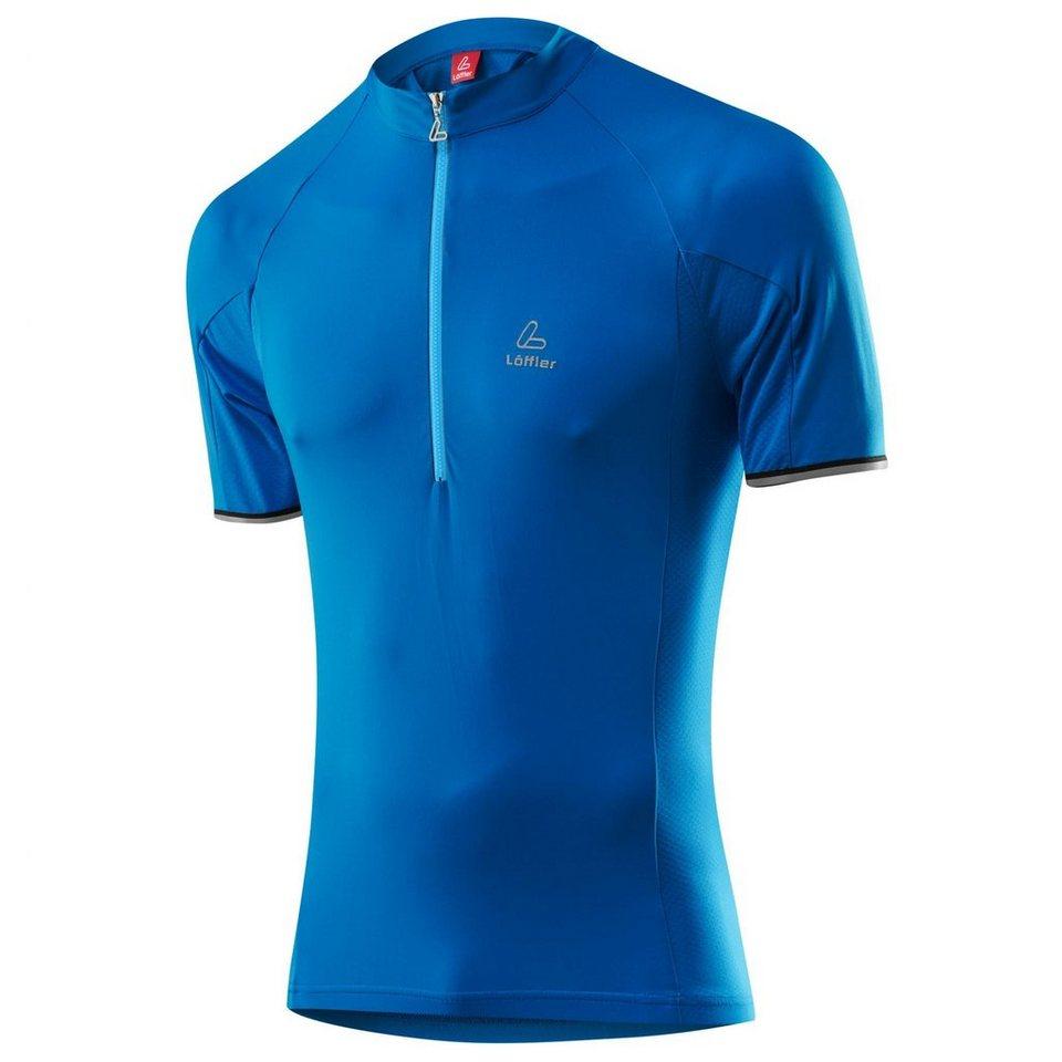 Löffler Radtrikot »Bike Trikot HZ Herren« in blau